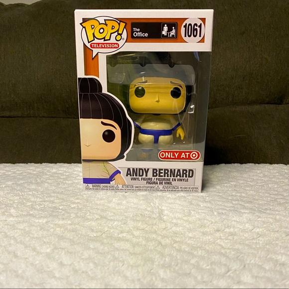 Funko pop! Andy Bernard
